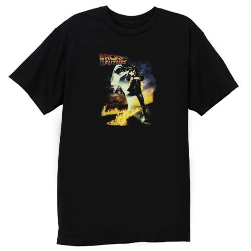 The Back Future Movie T Shirt