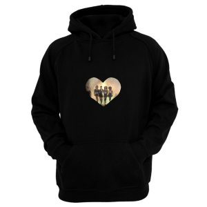 The Craft Heart Four Girls Hoodie