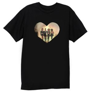 The Craft Heart Four Girls T Shirt