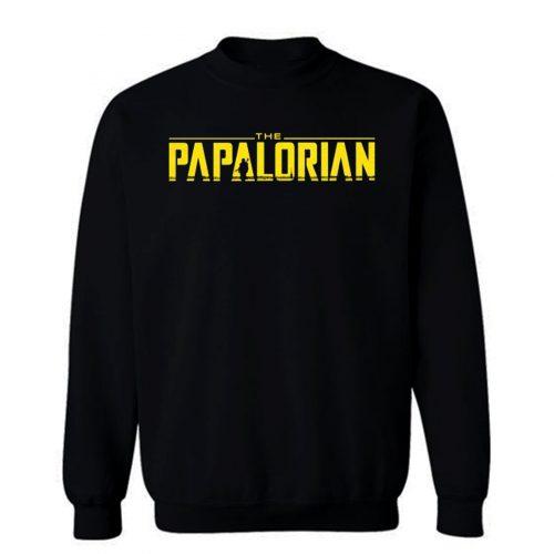 The Papalorian Mandalorian Star Wars Sweatshirt