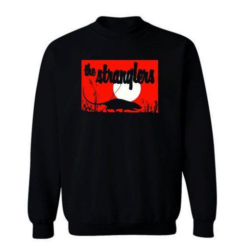 The Strangles Punk Rock Band Sweatshirt