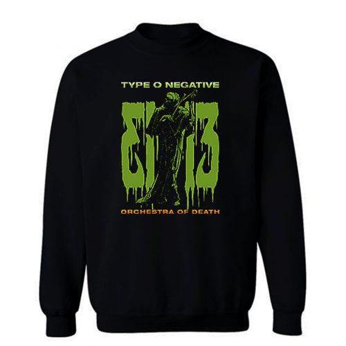Type O Negative Band Sweatshirt