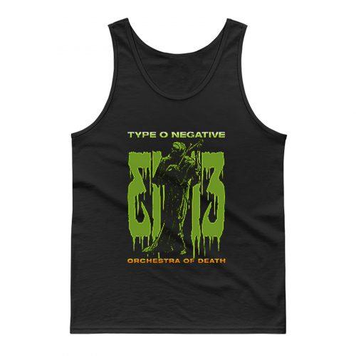 Type O Negative Band Tank Top