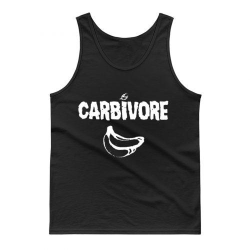 Vegan Carbivore Banana Tank Top