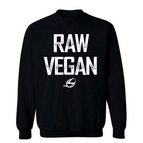 Vegan Raw Vegan Sweatshirt