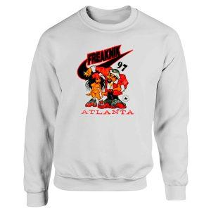 Vintage 90s Freaknik Atlanta Thirsty Camel Sweatshirt