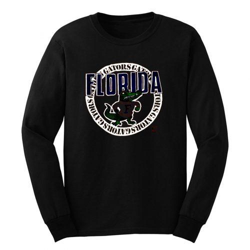 Vintage Florida Gators Single Stitch Jerzees Long Sleeve