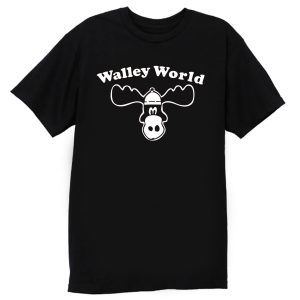Walley World Family Moose Vacation T Shirt