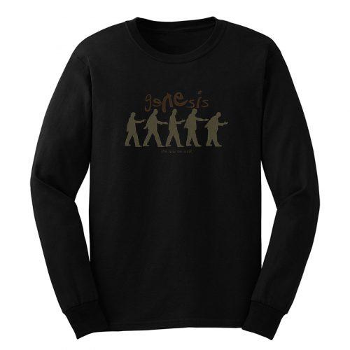 Way We Walk Genesis Band Long Sleeve