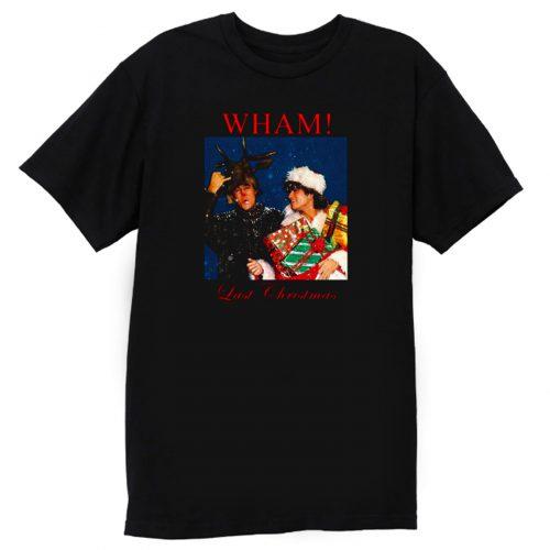 Wham Last Christmas T Shirt