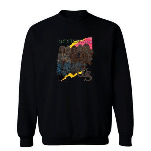 Whitesnake Band Sweatshirt