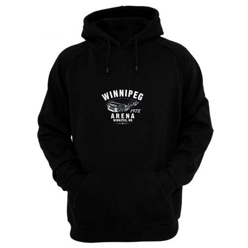 Winnipeg Arena Hoodie