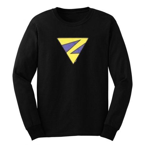 Wonder Twins Zan Symbol DC Comics Long Sleeve