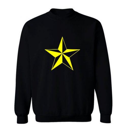 3D Stern Damen Sweatshirt