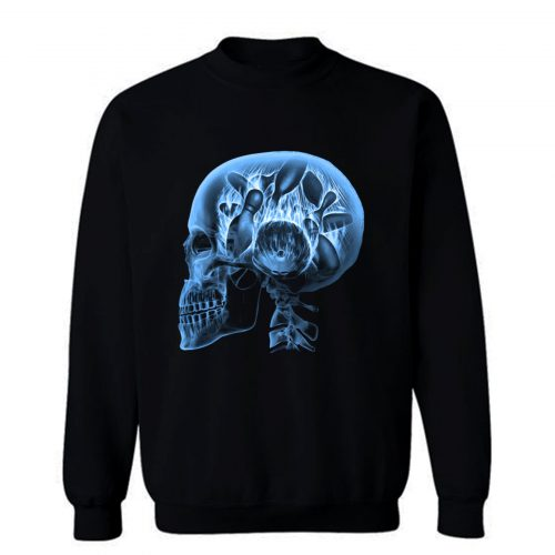 BOWLING WHATS IN MY HEAD Sweatshirt