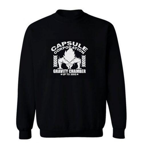 Capsule Corp Gravity Chamber Sweatshirt