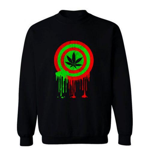 Captain Cannabis Sweatshirt