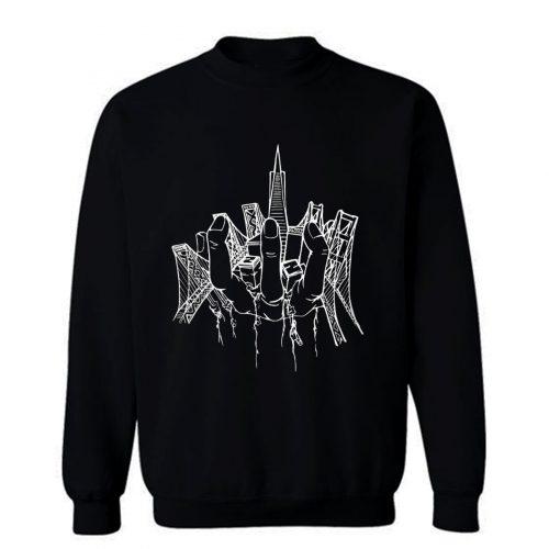 Crush the City San Francisco Sweatshirt