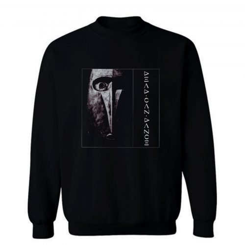DEAD CAN DANCE BLACK LISA GERRARD BRENDAN PERRY DARK WAVE Sweatshirt