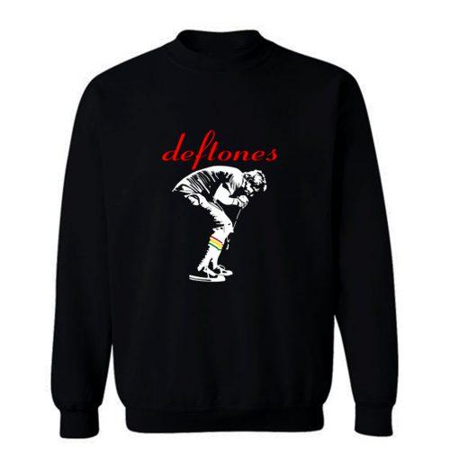 Deftones Vocal Music Sweatshirt