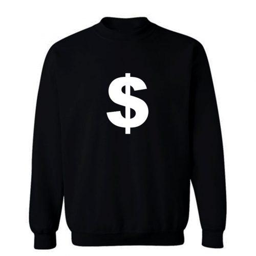 Dollarzeichen Sweatshirt