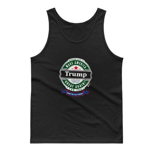 Donald Trump Tank Top