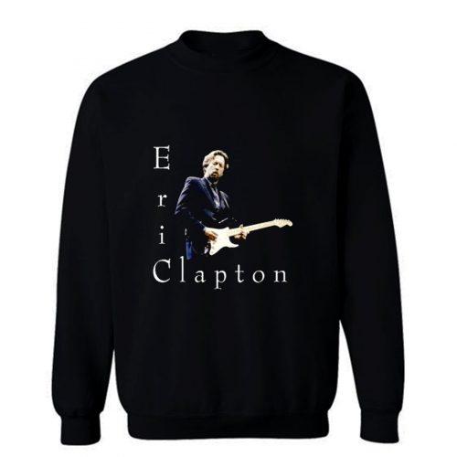 Eric Clapton Rock Sweatshirt