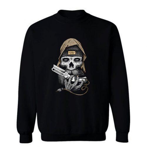 Eric Luther Knives Sollner Art Sweatshirt