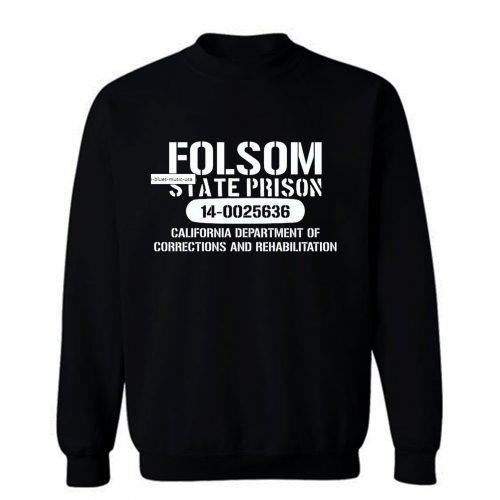 Folsom Prison Sweatshirt