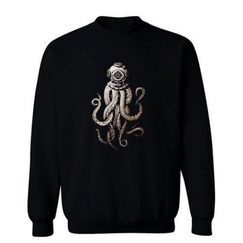 Giant Octopus Sweatshirt