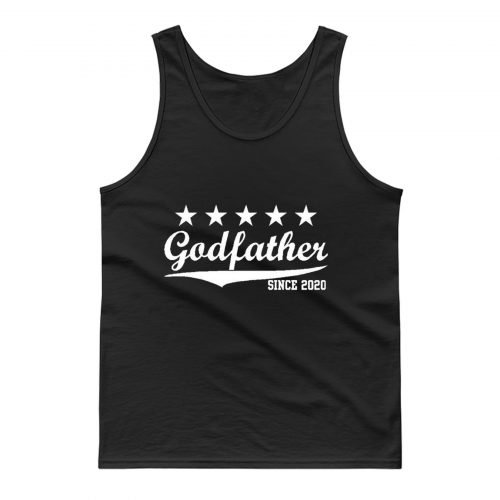 Godfather Since 2020 Tank Top