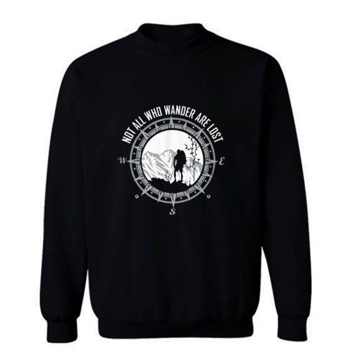 HIKING WANDER Sweatshirt