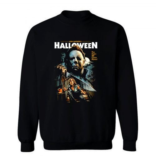 Halloween movie Sweatshirt