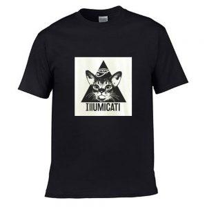 Ilumicati funny T shirt