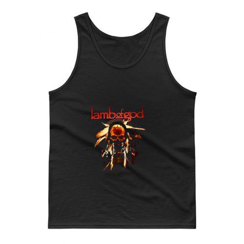 Lamb Of God Metal Tank Top