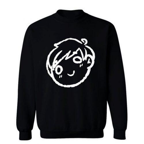 Lil Alpha Face Sweatshirt