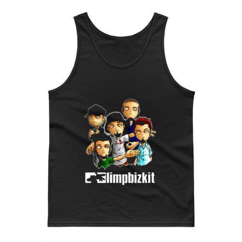 Limp Bizkit Band Tank Top