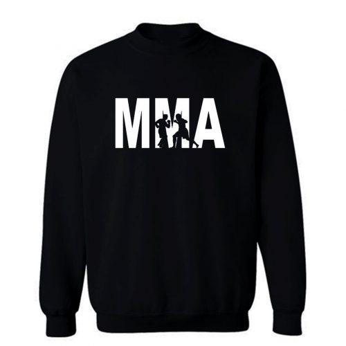 MMA martial arts Sweatshirt
