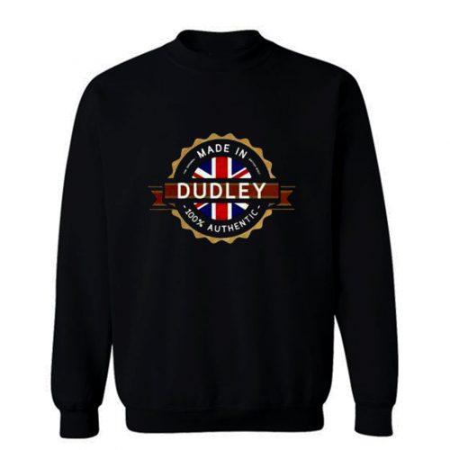 Made In Dudley Mens Sweatshirt
