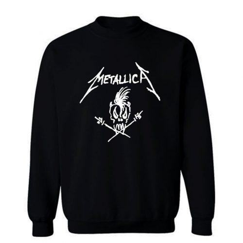 Metallica Original Scary Guy Sweatshirt