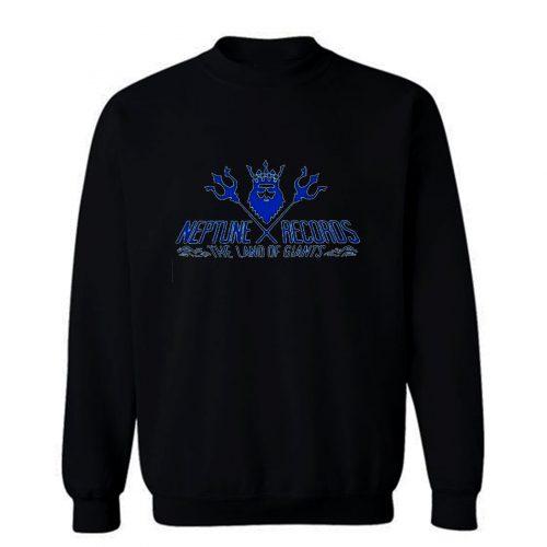 Neptune Records Sweatshirt