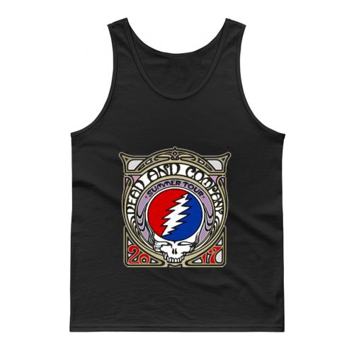 New Dead Company Concert Tank Top