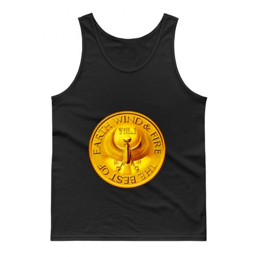 New Earth Wind Fire The Best Tank Top