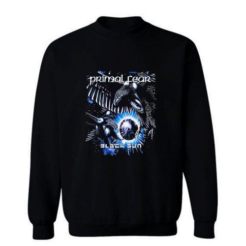PRIMAL FEAR Black Sun black Sweatshirt