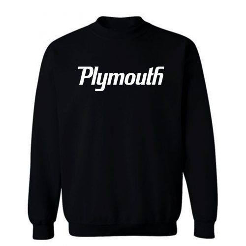 Plymouth Sweatshirt
