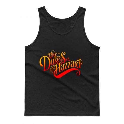 THE DUKES OF HAZZARD Movie Tank Top