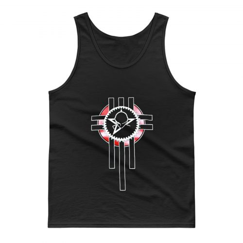 THE SISTERS OF MERCY TOUR POST PUNK DARKWAVE Tank Top