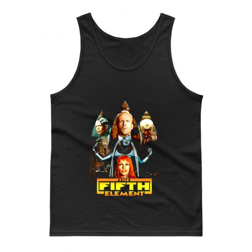 The Fifth Element Tank Top