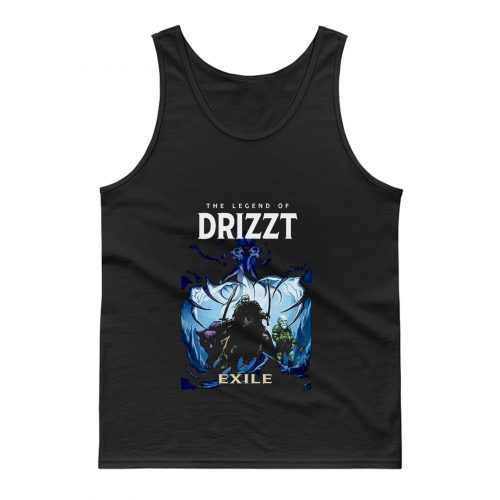 The Legend of Drizzt DoUrden EXILE Tank Top