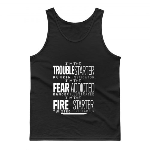 The Prodigy Tank Top
